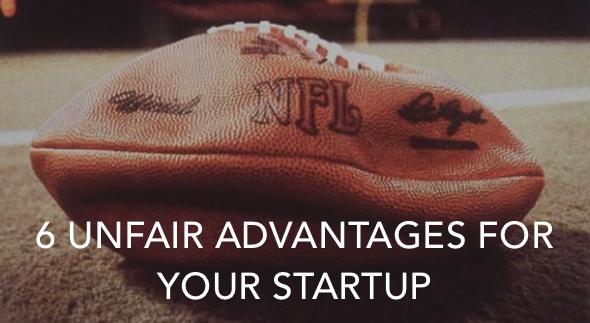 Deflate-gate startup advantages