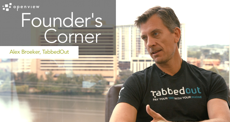 Alex Broeker Founder's Corner