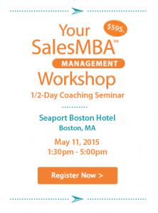 Sales managment workshop image