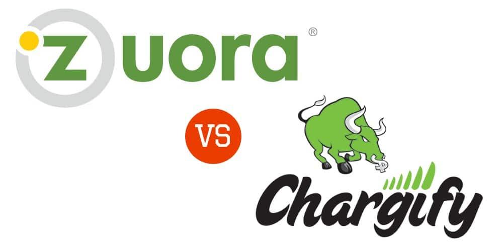 zuora vs. chargify