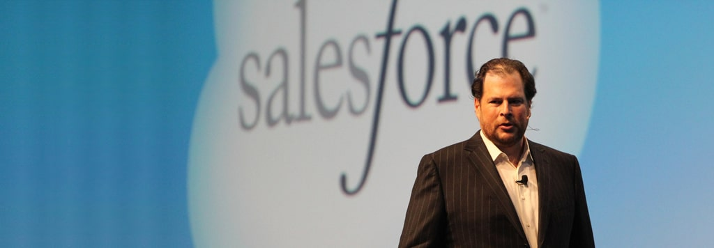 What an Acquisition Would Mean to the Salesforce Brand: 4 Questions for Marc Benioff @OpenViewLabs