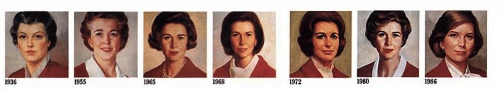 Betty Crocker evolution