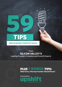 Pages from Ebook- 59 Tips for Scaling Startup Sales