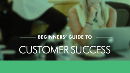 Customer Success Ebook