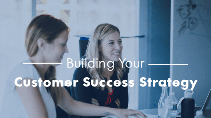 Customer Success header
