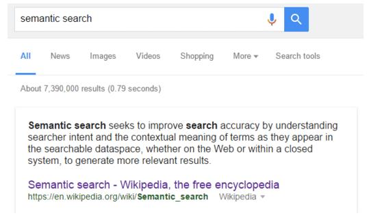 5 semantic