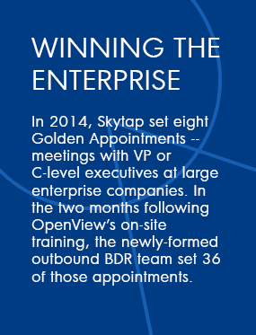 Winning the Enterprise
