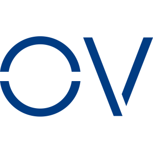 OpenView Logo Mark Blue
