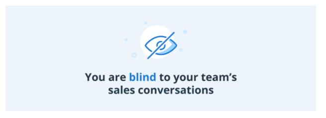 sales team conversations