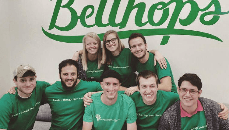Bellhops team