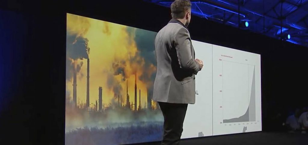 Elon Musk keynote