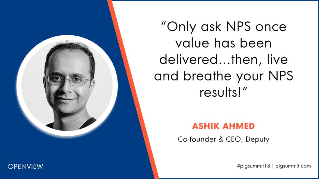 Ashik Ahmed PLG Quote