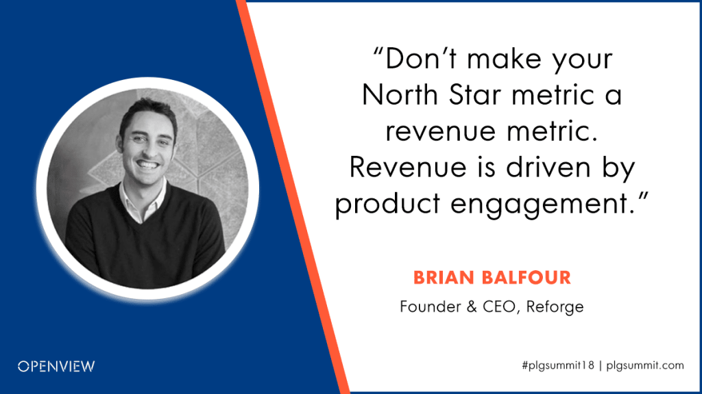 Brian Blafour PLG Quote