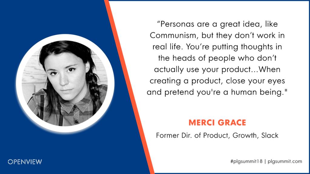 Merci Grace PLG Quote