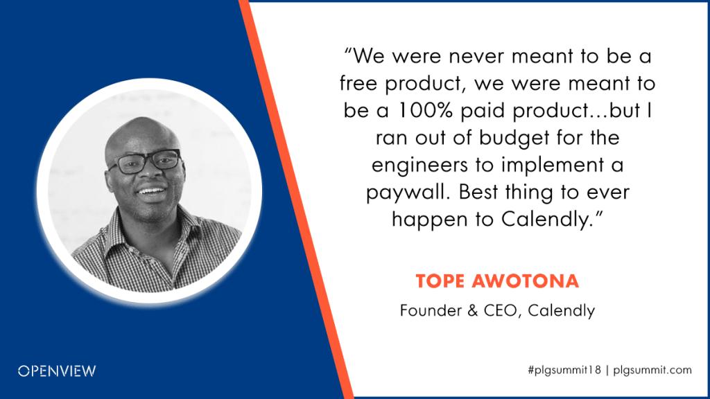 Tope Awotona PLG Quote