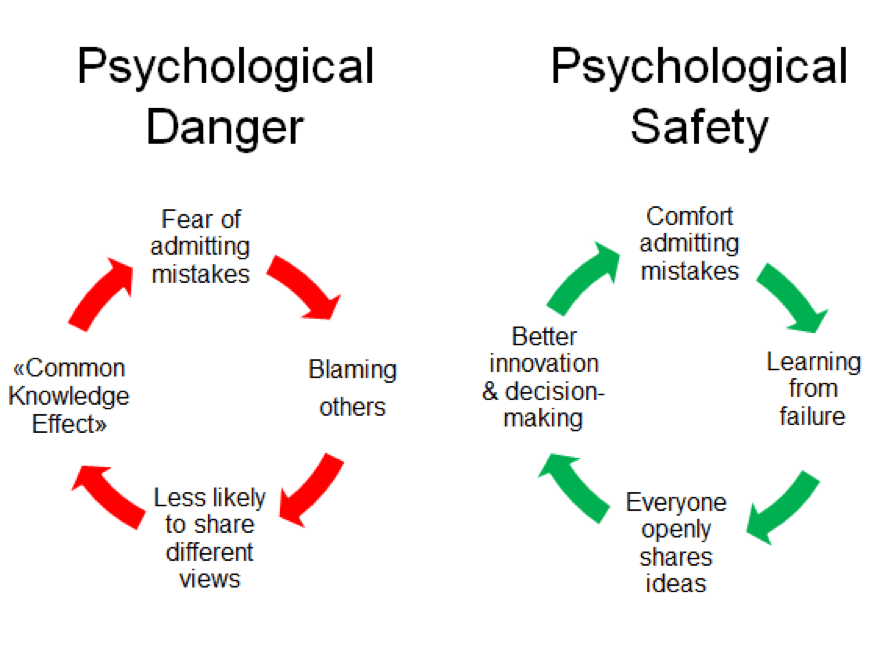 Psychological Safety Net