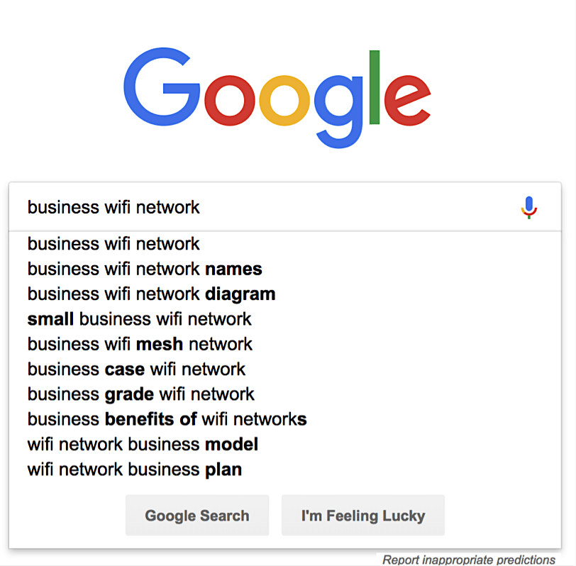 Keyword Research for B2B Brands4