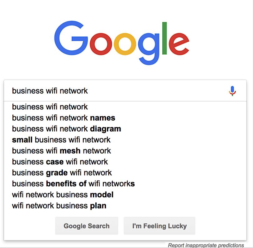 Keyword Research for B2B Brands4