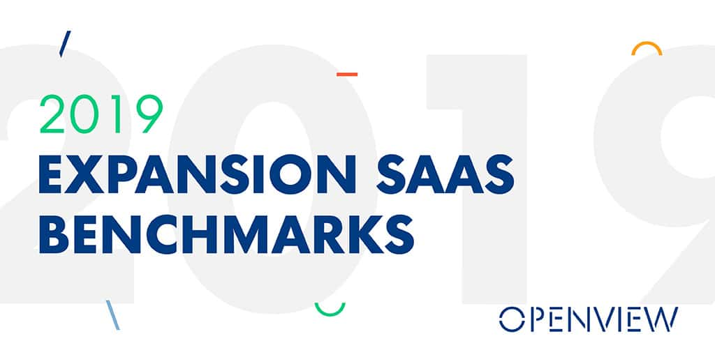 2019 Expansion SaaS Benchmarks Report