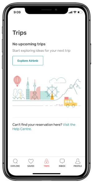 Airbnb example