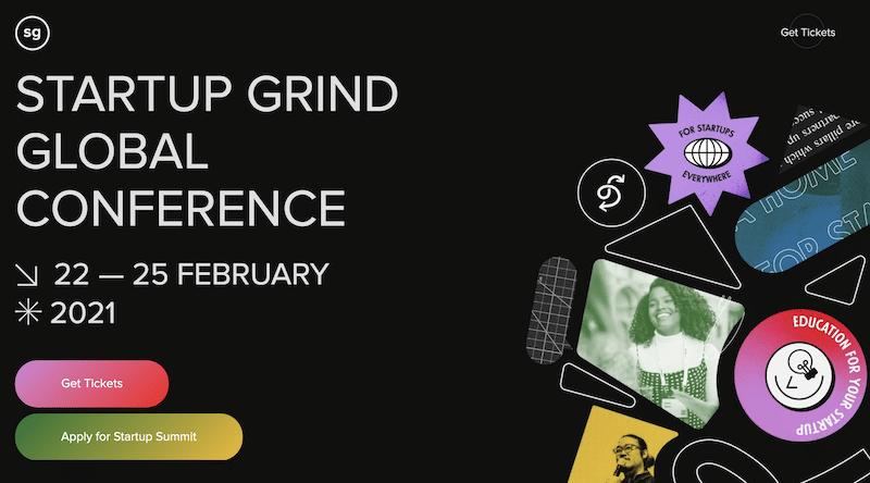 Startup Grind Conference