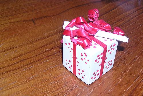 Как сделать отличный подарок