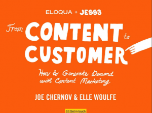 Eloqua - Content to Customer