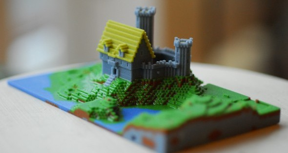 Project Management Success: Learn from Minecraft