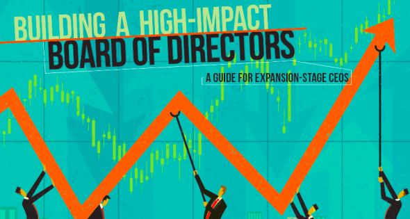 Building a Board of Directors eBook cover